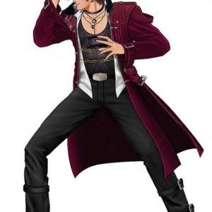King Of Fighter Stylish Coat Costume