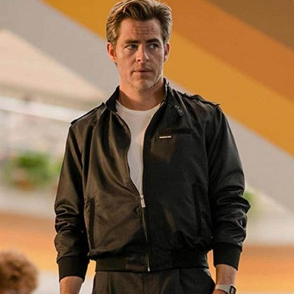 Steve Trevor Jacket Style In Hollywood Movie