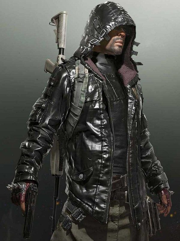 Mens for Battlegrounds game Costume