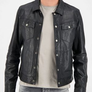 Pure Leather Classic Men's Outfit