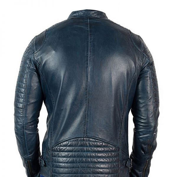 New genuine biker style leather outfit
