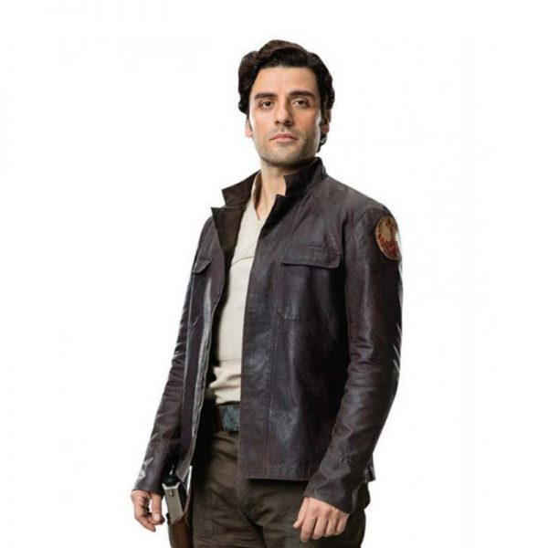Stars wars leather jacket design