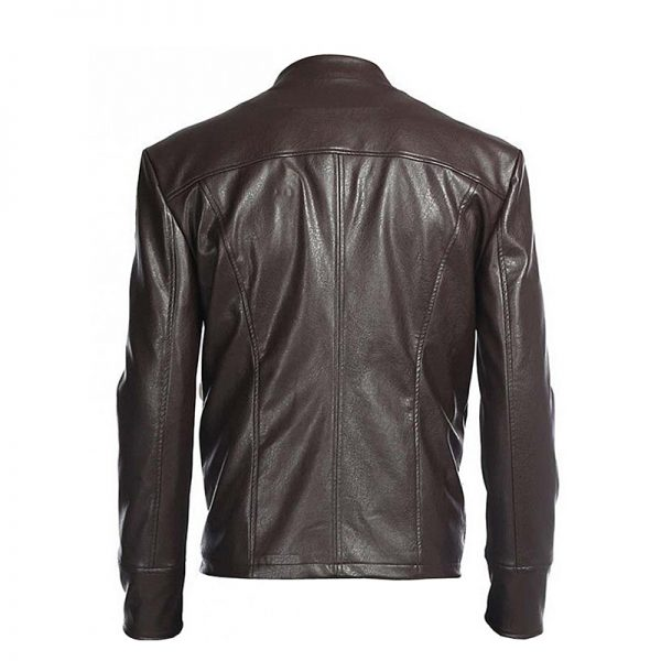 classic leather jacket in star wars movie