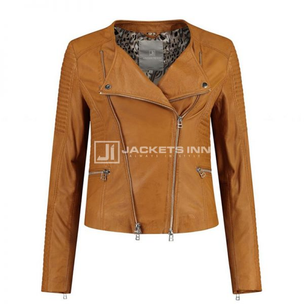 Yellow-leather_jacket-for_Women`s