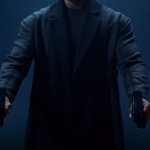 Anthony Mackie in altered carbon season costume