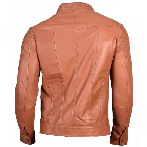 Genuine leather outfit