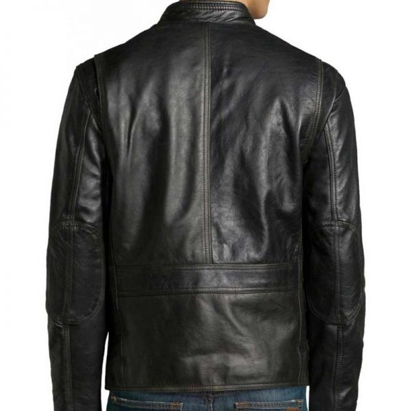 takeshi kovacs leather biker outfit