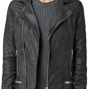 Ross butler leather popular outfit