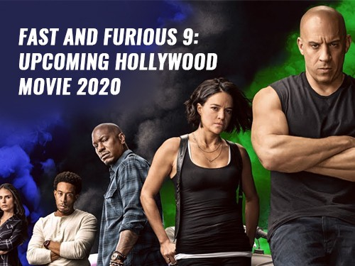 Fast And Furious 9 Style