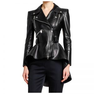 Halloween womens leather jackets