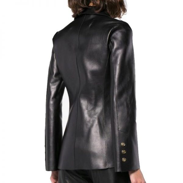 Double-breasted Design Women Jacket