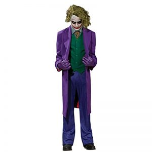 Halloween Joker Character Coat In 2020