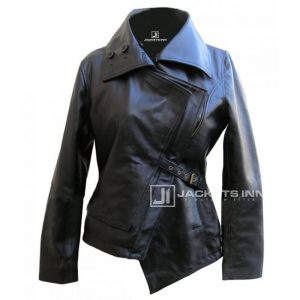 Hollywood Actress Jennifer Lawrence Jacket In Hunger Games Movie
