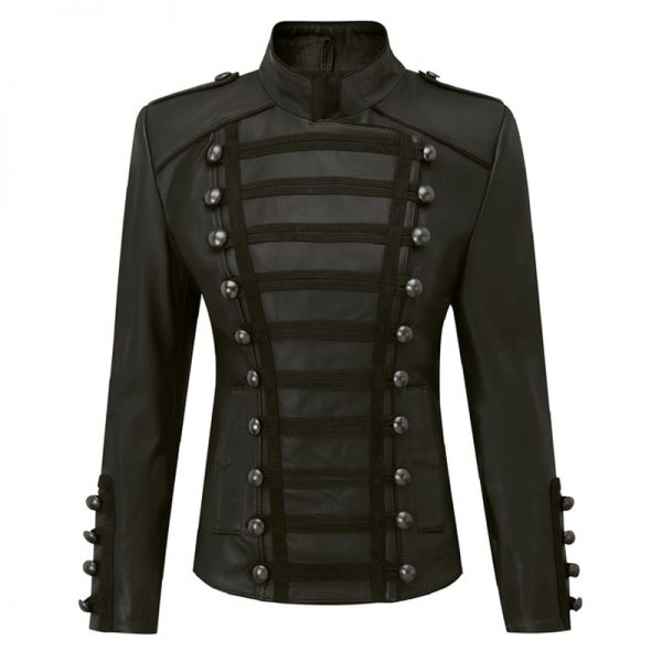 Military Fashion Jacket For women In Demand