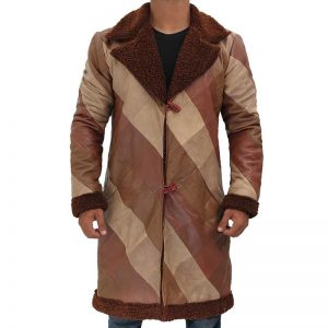 Light_Brown_Real_Leather_Mens_Long_Shearling_Coat