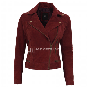Tonya_Red_Suede_Asymmetrical_Leather_Jacket_for_Women