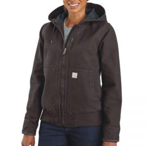 Women's Washed Duck Insulated Jacket